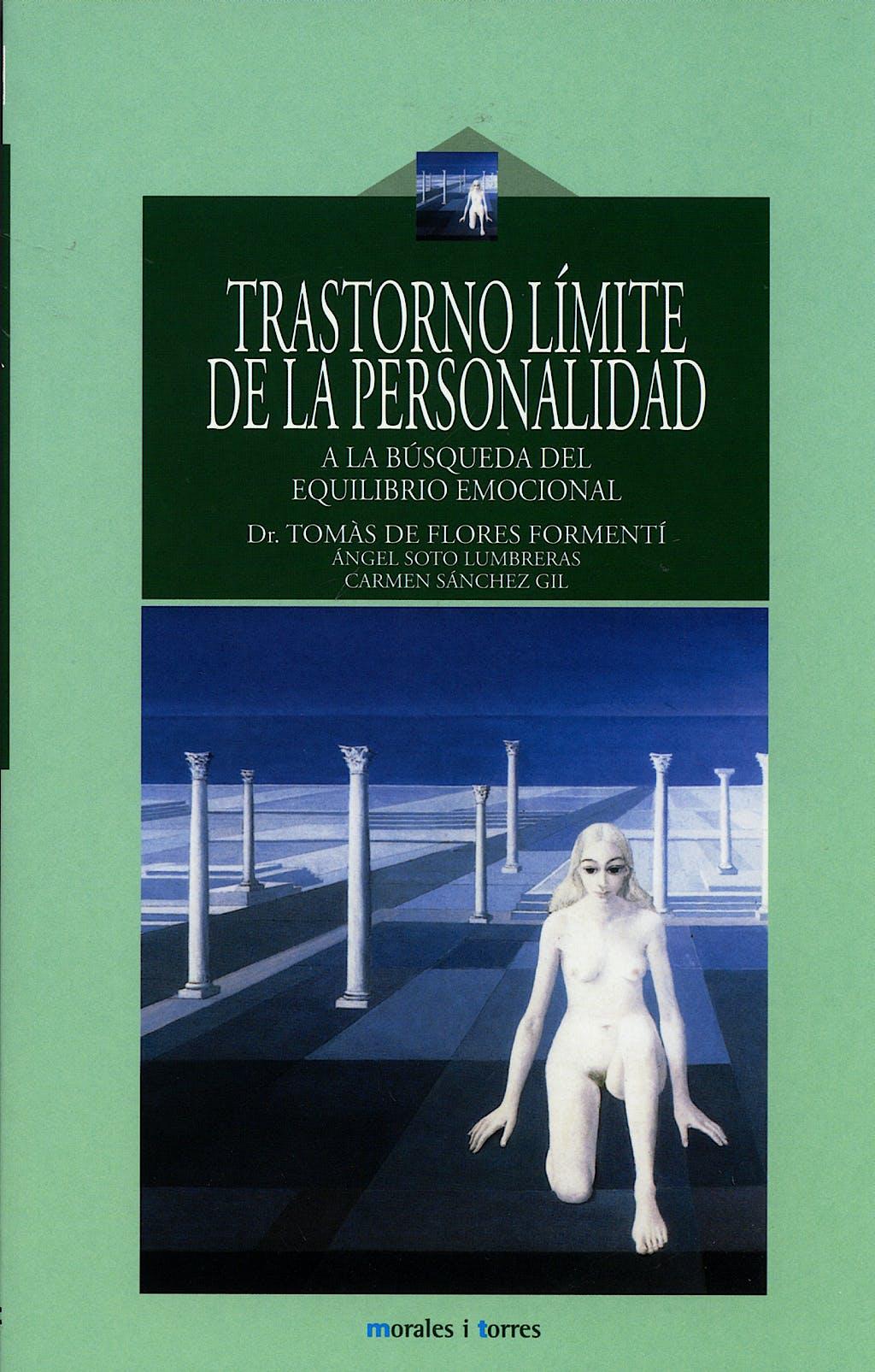 Portada del libro 9788496106604 Trastorno Limite de la Personalidad