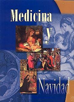 Portada del libro 9788496158092 Medicina y Navidad