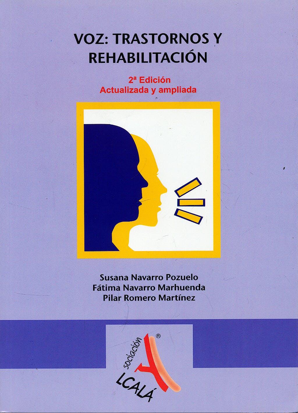 Portada del libro 9788496224032 Voz: Trastornos y Rehabilitación