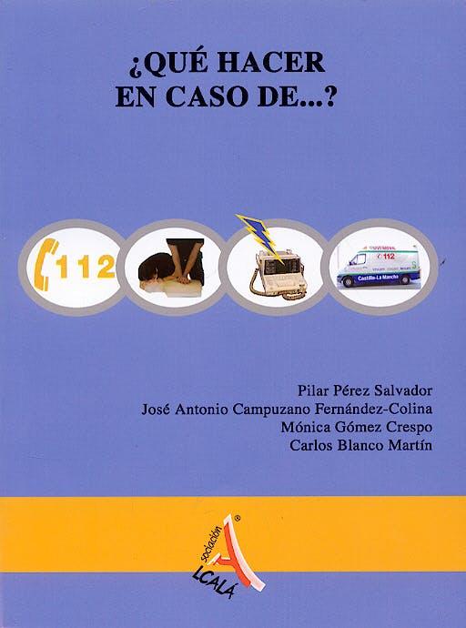 Portada del libro 9788496224858 ¿Que Hacer en caso De…?