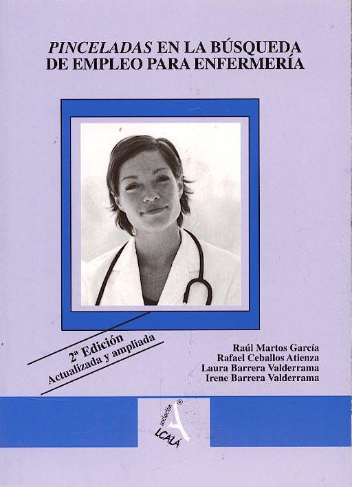 Portada del libro 9788496224865 Pinceladas en la Busqueda de Empleo para Enfermeria
