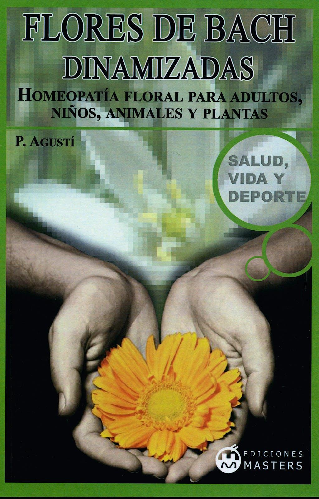 Portada del libro 9788496319523 Flores de Bach Dinamizadas