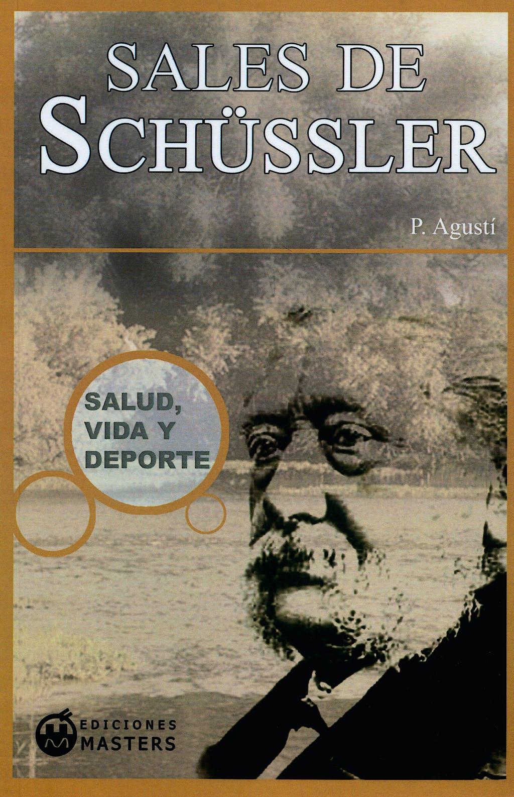 Portada del libro 9788496319639 Sales de Schüssler