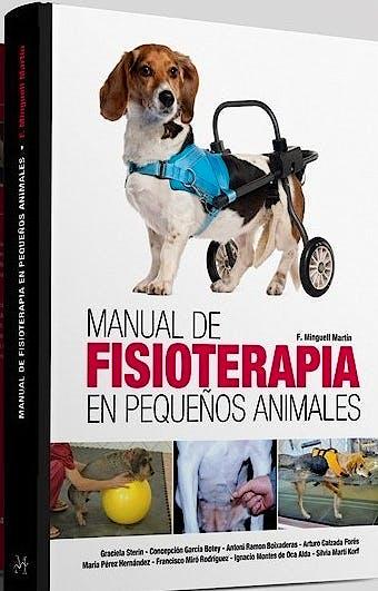 Portada del libro 9788496344037 Manual de Fisioterapia en Pequeños Animales