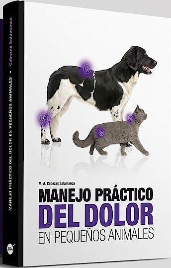 Portada del libro 9788496344075 Manejo Práctico del Dolor en Pequeños Animales