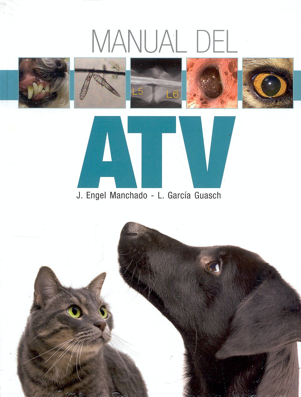 Portada del libro 9788496344228 Manual del ATV