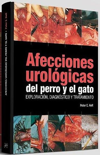 Portada del libro 9788496344426 Afecciones Urológicas del Perro y el Gato. Exploración, Diagnóstico y Tratamiento