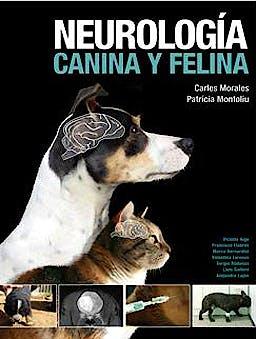 Portada del libro 9788496344464 Neurología Canina y Felina