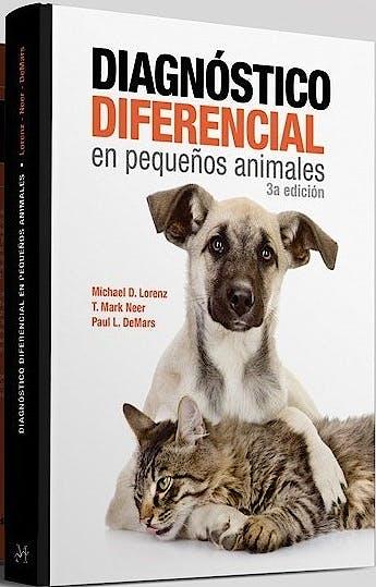 Portada del libro 9788496344488 Diagnóstico diferencial en pequeños animales