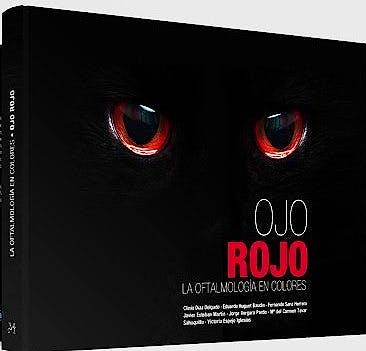 Portada del libro 9788496344495 La Oftalmología en Colores. El Ojo Rojo