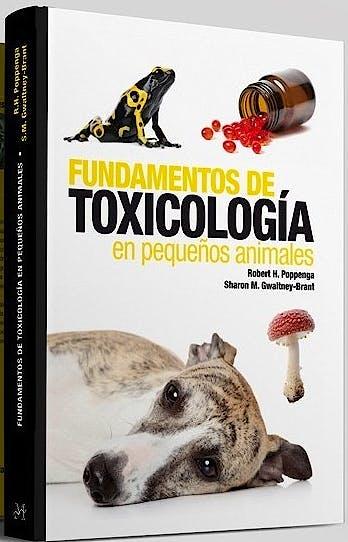 Portada del libro 9788496344501 Fundamentos de Toxicología Veterinaria
