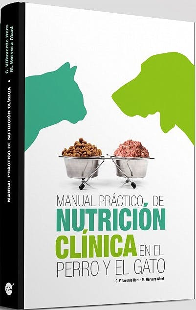 Portada del libro 9788496344549 Manual Práctico de Nutrición Clínica en el Perro y el Gato