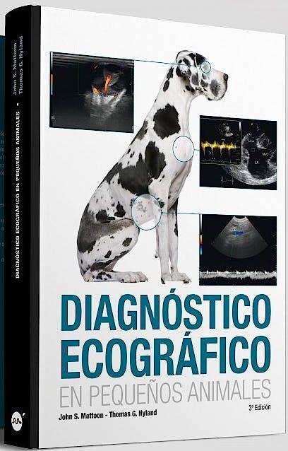 Portada del libro 9788496344570 Diagnóstico Ecográfico en Pequeños Animales