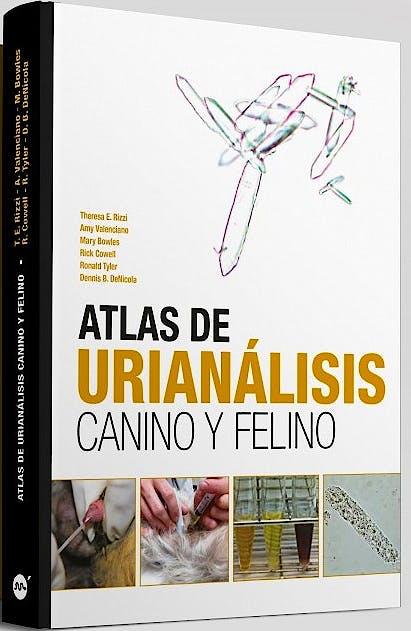 Portada del libro 9788496344747 Atlas de Urianálisis Canino y Felino
