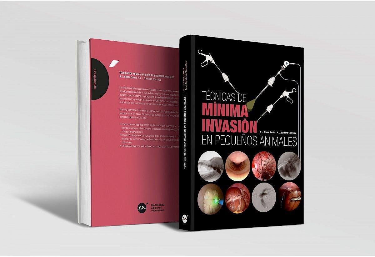 Portada del libro 9788496344815 Técnicas de Mínima Invasión en Pequeños Animales
