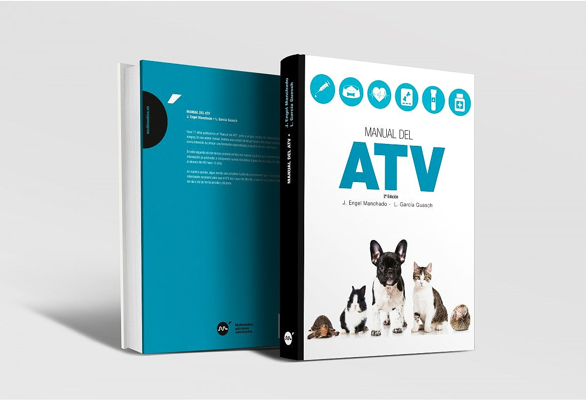 Portada del libro 9788496344839 Manual del ATV