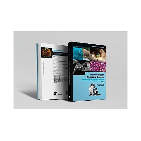 Portada del libro 9788496344846 Procedimientos en Medicina de Urgencias para el Clínico de Pequeños Animales