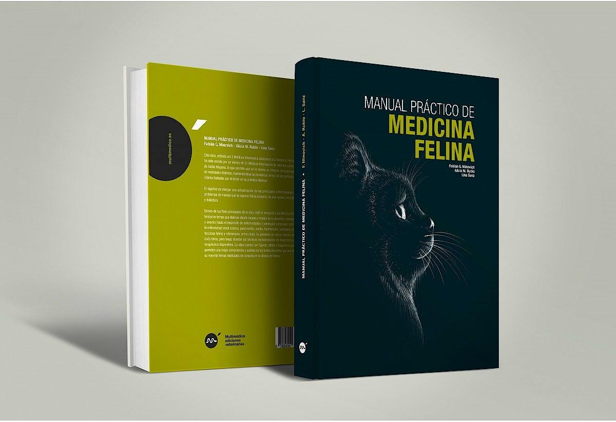 Portada del libro 9788496344884 Manual Práctico de Medicina Felina