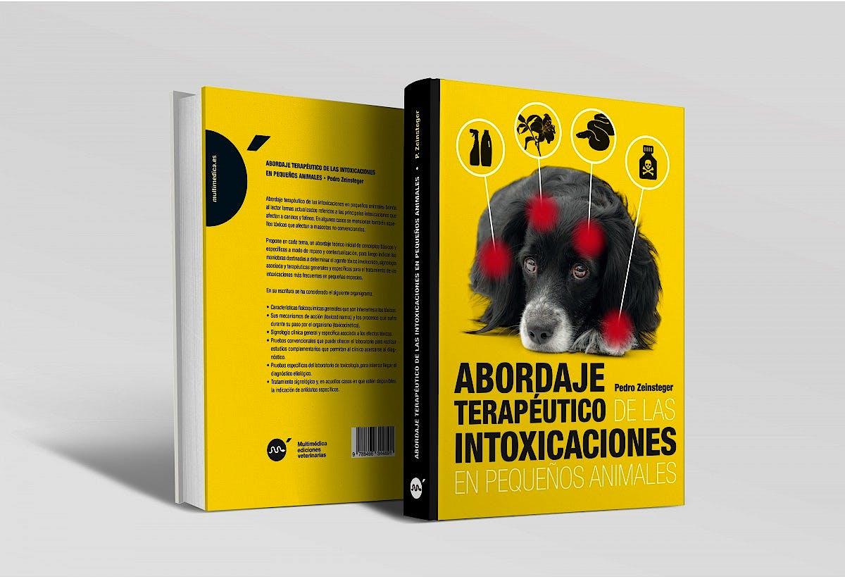 Portada del libro 9788496344891 Abordaje Terapéutico de las Intoxicaciones en Pequeños Animales