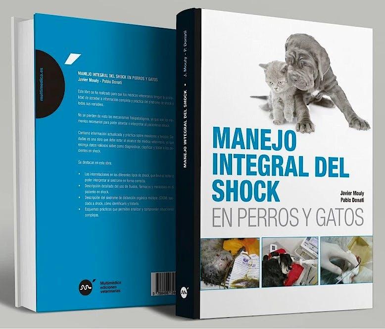 Portada del libro 9788496344921 Manejo Integral del Shock en Perros y Gatos