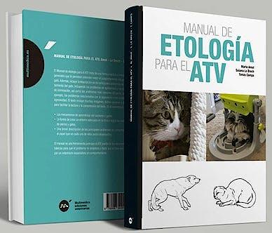 Portada del libro 9788496344945 Manual de Etología para el ATV