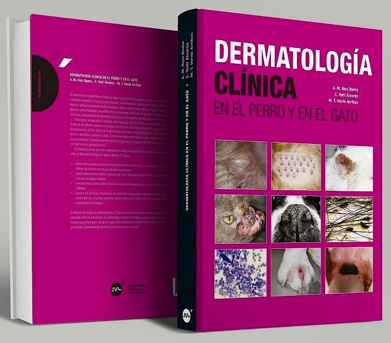 Portada del libro 9788496344983 Dermatología Clínica en el Perro y en el Gato