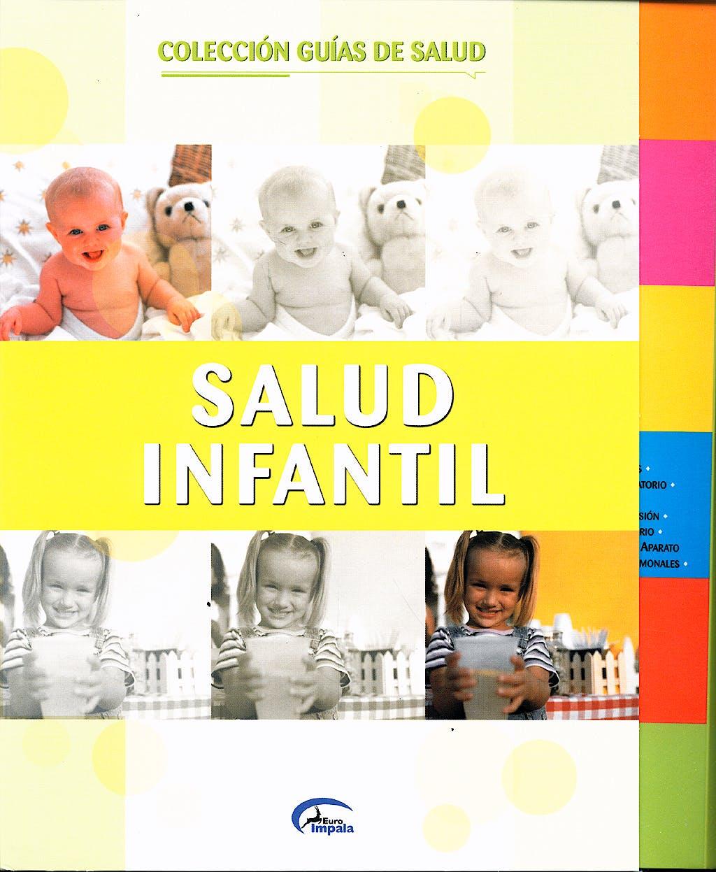 Portada del libro 9788496355774 Salud Infantil (Coleccion Guias de Salud)