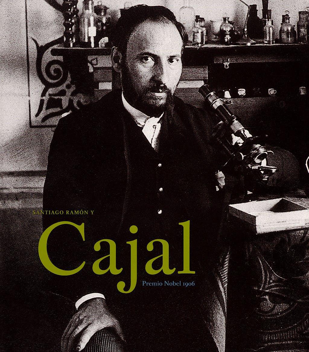 Portada del libro 9788496411142 Santiago Ramon y Cajal. Premio Novel 1906