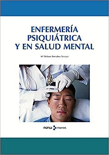 Portada del libro 9788496429802 Enfermería Psiquiátrica y en Salud Mental