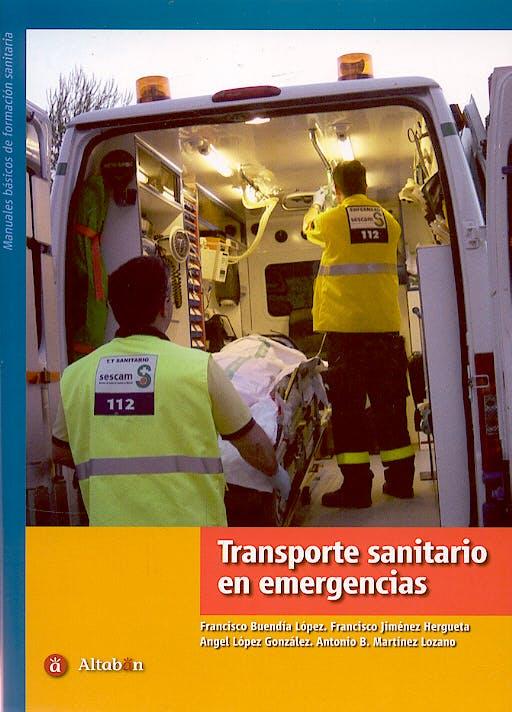 Portada del libro 9788496465251 Transporte Sanitario en Emergencias