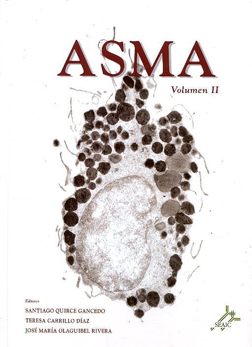 Portada del libro 9788496504004 Asma Volumen Ii. Clinica y Terapeutica