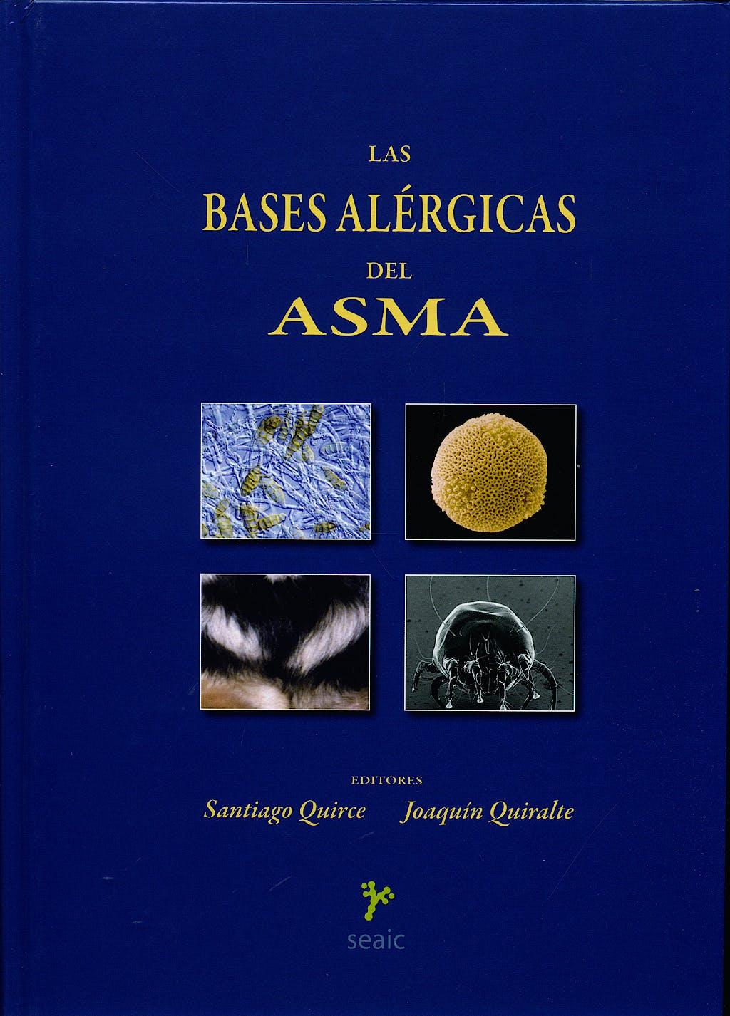 Portada del libro 9788496504202 Las Bases Alergicas del Asma