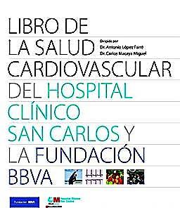 Portada del libro 9788496515925 Libro de la Salud Cardiovascular del Hospital Clinico San Carlos y la Fundacion Bbva