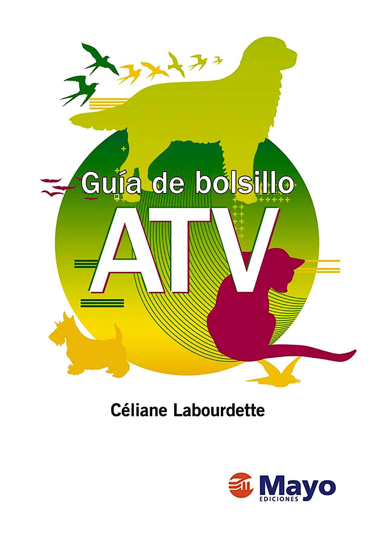 Portada del libro 9788496537415 Guía de Bolsillo ATV