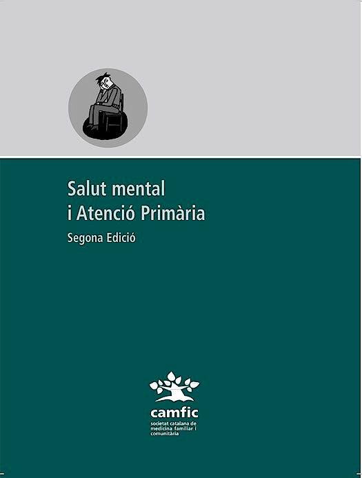 Portada del libro 9788496684171 Salut Mental I Atenció Primària