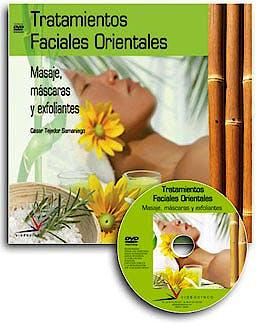 Portada del libro 9788496699069 Tratamientos Faciales Orientales: Masaje, Mascaras y Exfoliantes