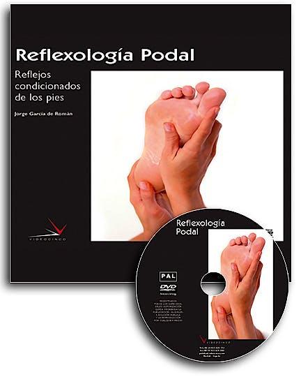 Portada del libro 9788496699526 Reflexologia Podal. Masaje sobre las Zonas Reflejas de los Pies