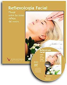Portada del libro 9788496699601 Reflexología Facial. Masaje sobre las Zonas Reflejas del Rostro (Libro + DVD)