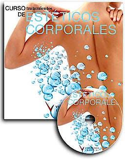 Portada del libro 9788496699809 Tratamientos Estéticos Corporales (Libro + DVD)