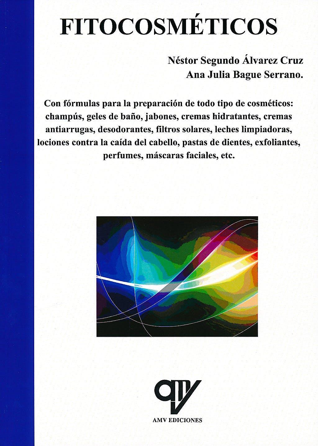 Portada del libro 9788496709768 Fitocosmeticos