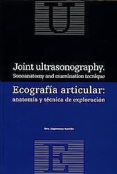 Ecografía Articular: Anatomía y Técnica de Exploración (Español/Inglés)