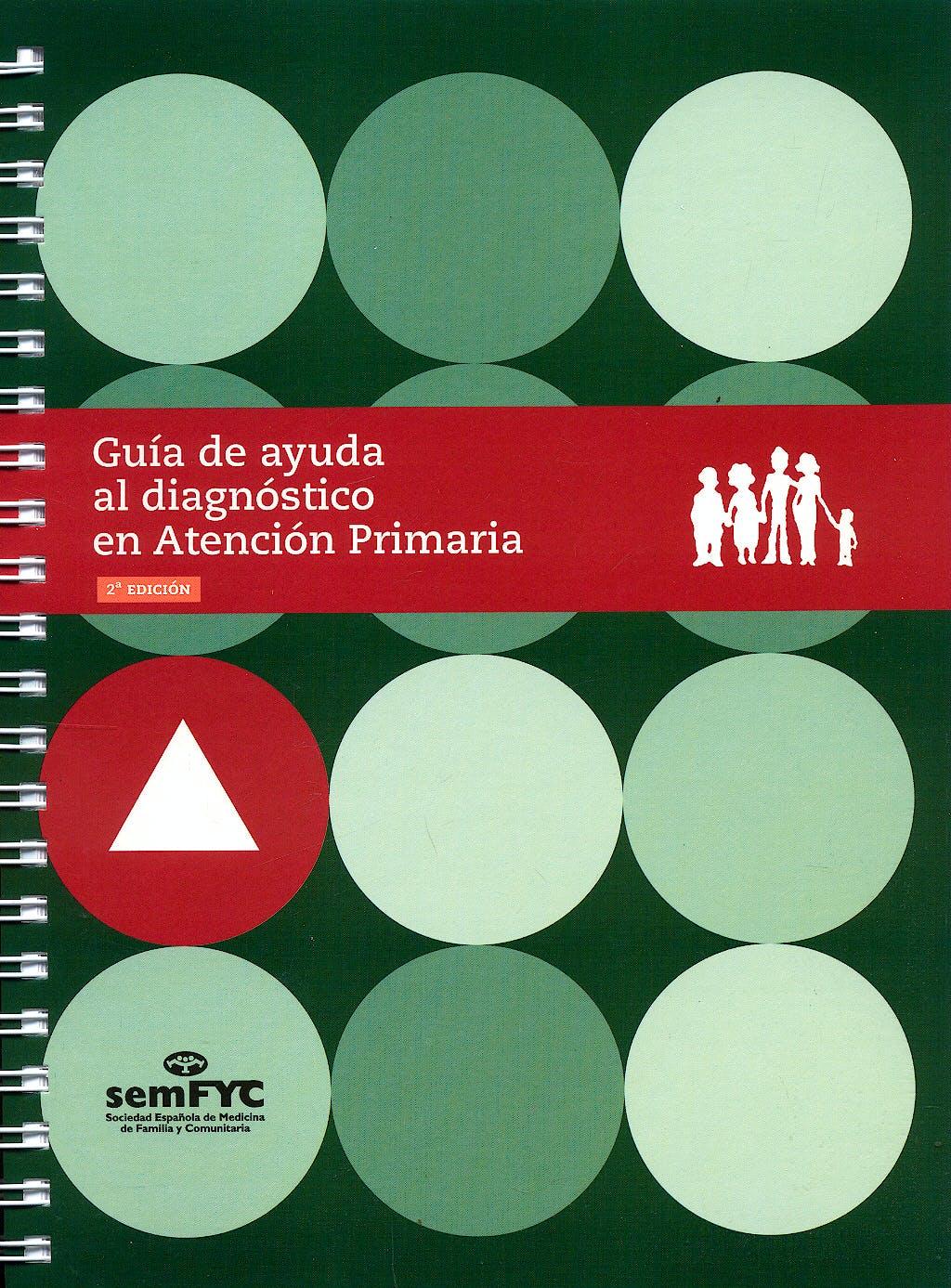 Portada del libro 9788496761780 Guía de Ayuda al Diagnóstico en Atención Primaria (Formato PDF)