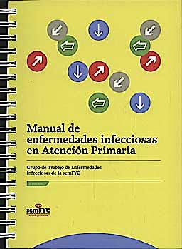Portada del libro 9788496761988 Manual de Enfermedades Infecciosas en Atención Primaria