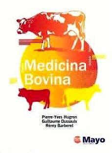 Portada del libro 9788496792203 Guia Practica de Medicina Bovina
