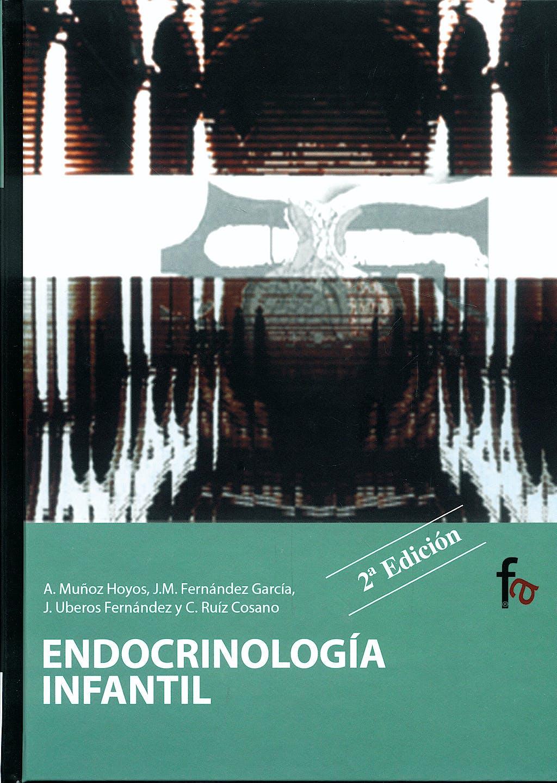 Portada del libro 9788496804043 Endocrinologia Infantil