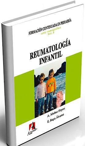 Portada del libro 9788496804111 Formacion Continuada en Pediatria, Vol. 8: Reumatologia Infantil