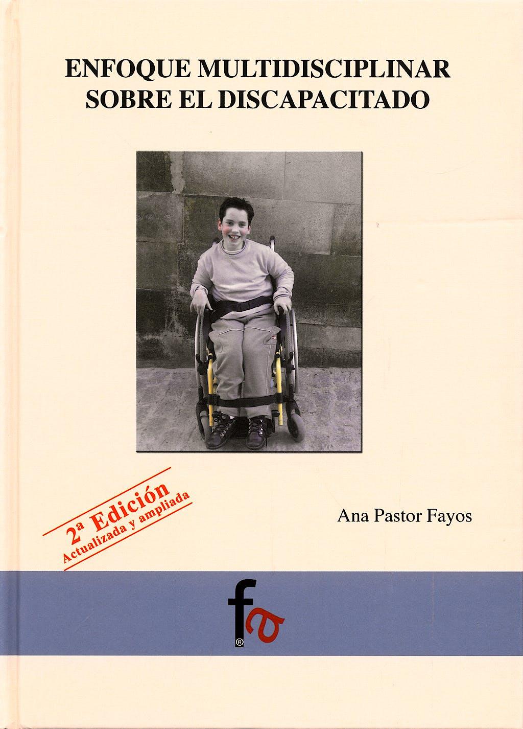 Portada del libro 9788496804241 Enfoque Multidisciplinar sobre el Discapacitado