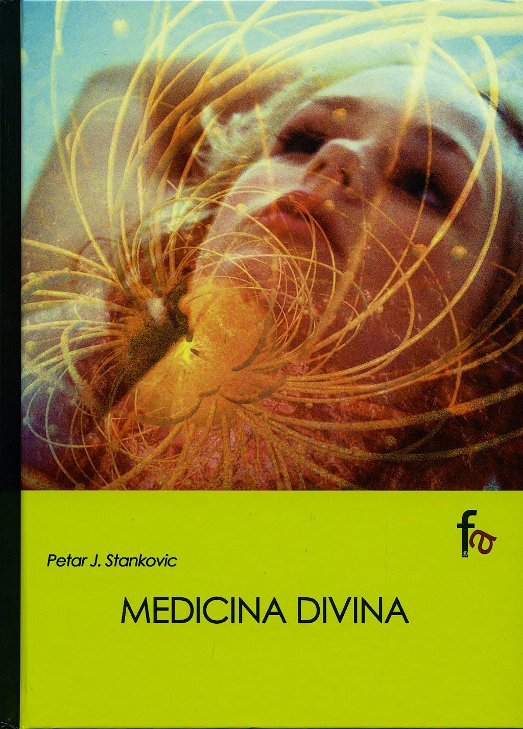 Portada del libro 9788496804388 Medicina Divina