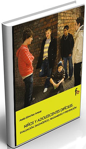 Portada del libro 9788496804395 Niños y Adolescentes Dificiles. Evaluacion, Diagnostico, Tratamiento y Prevencion