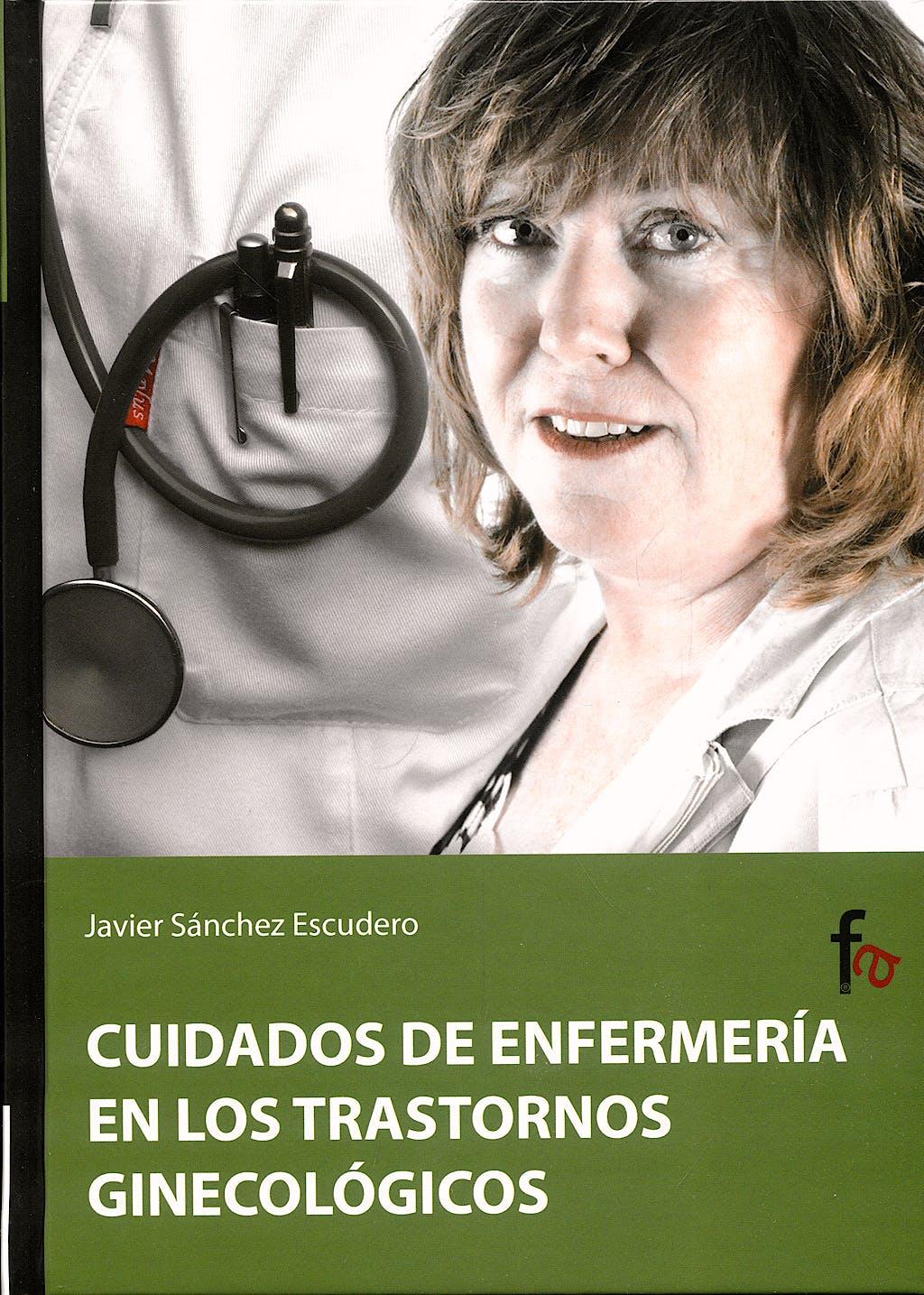 Portada del libro 9788496804869 Cuidados de Enfermeria en los Trastornos Ginecologicos